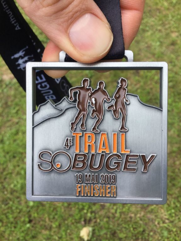TRAIL SO BUGEY 2019